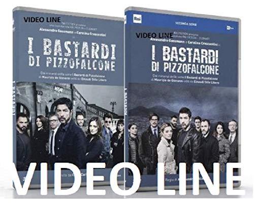 I Bastardi Di Pizzofalcone Stag 01-02 (6 DVD) Edizione Italiana
