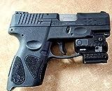 Ade Advanced Optics HG55-2 Green Laser + 250 Lumen Flashlight Sight for SW SD9VE, Ruger Security 9, HK P2000sk, Taurus G2c, pt111 g2, Canik tp9sf, Springfield XD, Walther pk380, Glock Compact Handgun