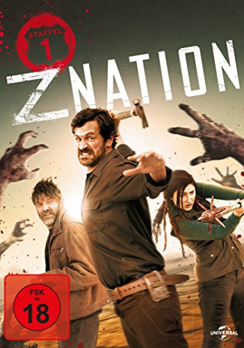 Z Nation - Staffel 1 [4 DVDs]