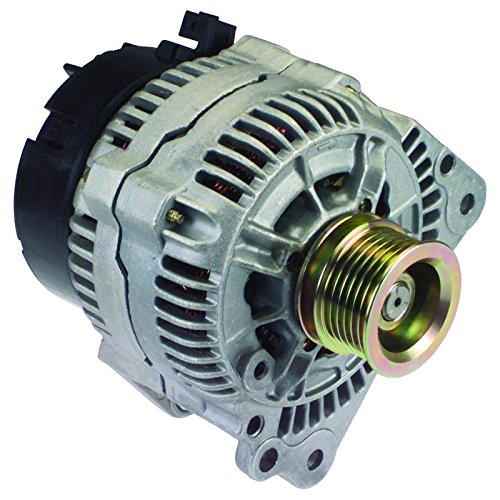 New Alternator Replacement For 1996 1997 1998 Volkswagen VW Golf Cabrio Jetta Diesel Engine Code 1Z AAZ AHU 0-123-310-001