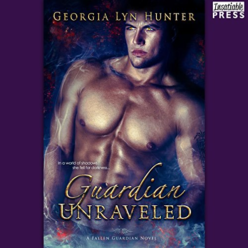 Guardian Unraveled audiobook cover art
