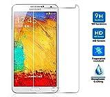 Protector de Pantalla para Samsung Galaxy Note 3 Cristal Vidrio Templado Premium, Electrónica Rey