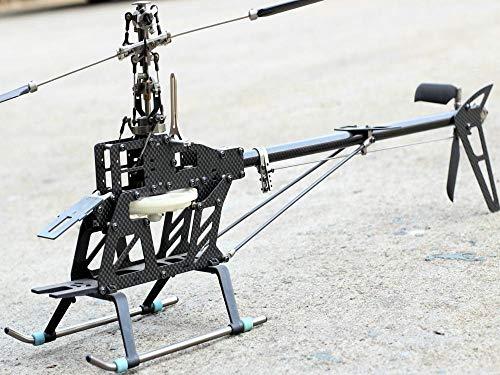 HUANRUOBAIHUO RC Remote 6CH 3D 450 SE V2 Helicóptero para alinear trex heli Quadcopters accesorios