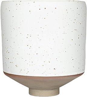 OYOY Living Design Hagi kruka stor blomvas av porslin diameter 17 cm, höjd 20 cm