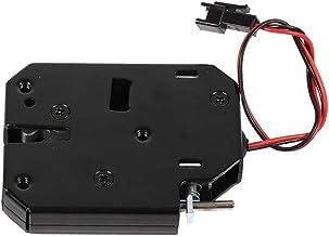 MAGT Elektromagnetisch slot, DC 12 V lade elektrisch slot magnetisch safe elektromagneet Fail-Safe voor deur toegangscontr...