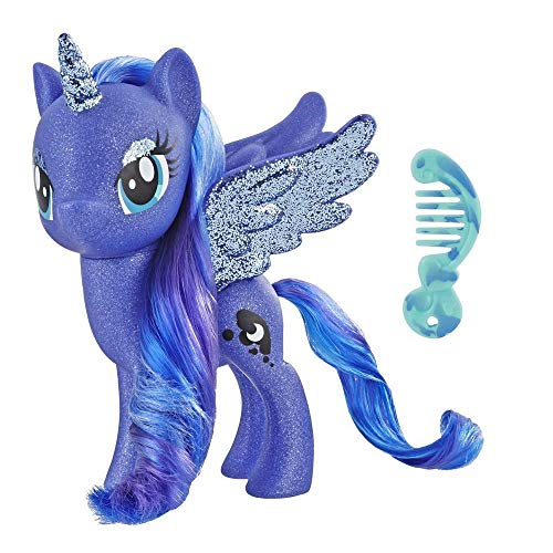 My Little Pony E5963ES1 MLP Princesa Luna, Multicolor