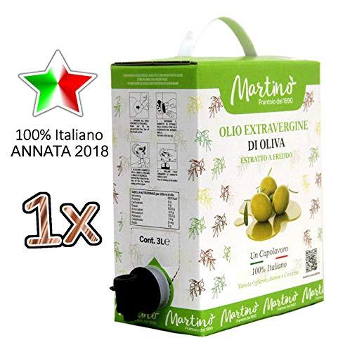 3 L Extra Natives Olivenöl 100{a095550f3b0e111e74c1a8840a383d5509a5d094303dcd2a2bd18324c2ca9b88} Italien