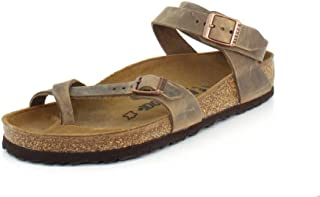 Women's Yara Oiled Leather Flat