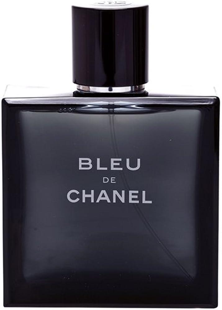 Chanel bleu, eau de toilette per  uomo 50 ml vapo spray 17030