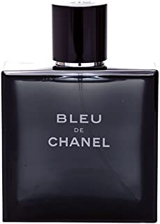 bleu de chanel homme eau de toilette uomo 50 ml vapo spray
