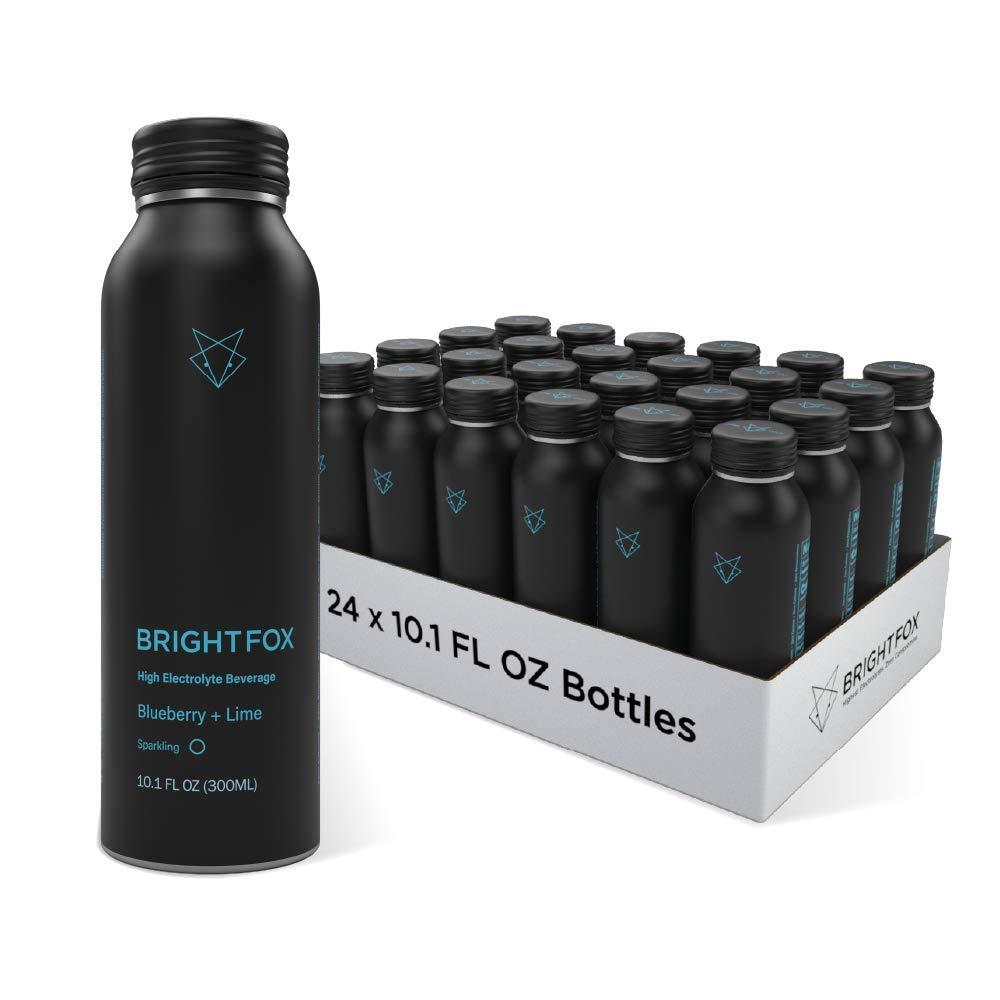 BrightFox Blueberry Vanilla 5 ☆ popular Ranking TOP7 Highest Electrolytes Zero Compromi