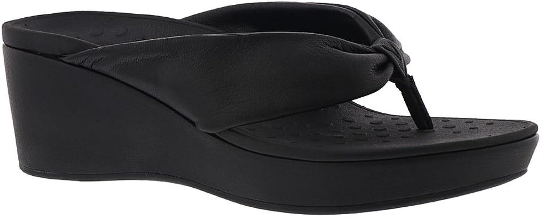 Vionic Women's Atlantic Arabella Toe Post Sandal