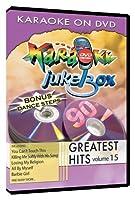 Karaoke Jukebox: Volume 15 Greatest Hits Of The 90'S [DVD]