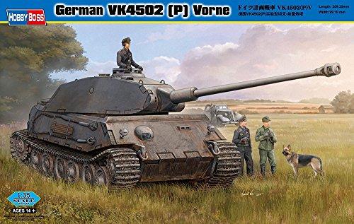 Hobby Boss 82444 Modellbausatz German VK4502 (P) Vorne