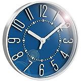 Westclox 33215SB 10-Inch Storm Blue Wall Clock