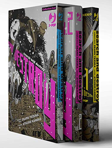 Search and destroy. Collection box (Vol. 1-3)