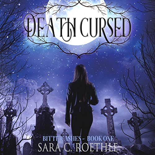 Death Cursed audiobook cover art