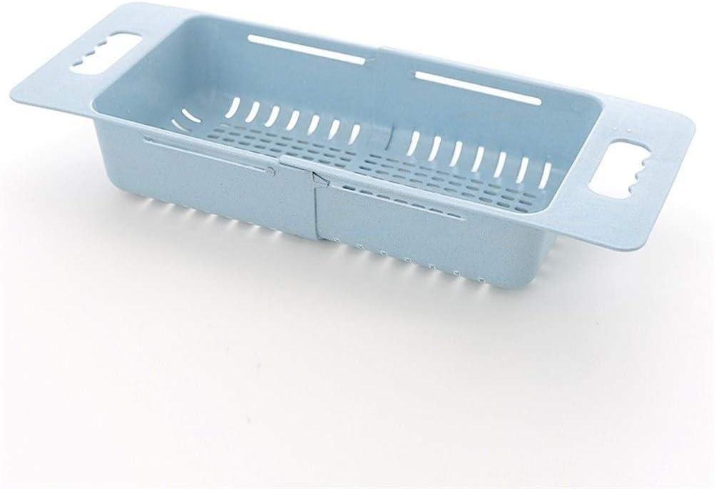 UOTY Adjustable Cutlery Storage Rack Max 65% OFF Kitchen Bask Plastic Drain overseas