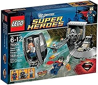 LEGO Super Heroes - Superman: Black Zero Escape