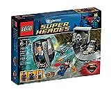 LEGO Super Heroes 76009 - Superman Black Zero auf der Flucht