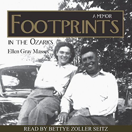 Footprints in the Ozarks cover art