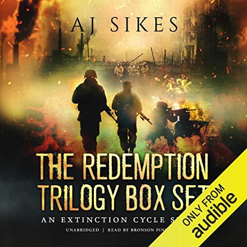 The Redemption Trilogy Box Set: Emergence, Penance, Resurgence cover art