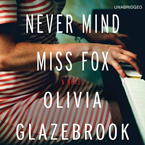 Never Mind Miss Fox audiobook cover art