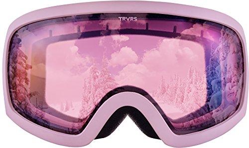 Retrospec Traverse G1 - anteojos de esquí y Snowboard