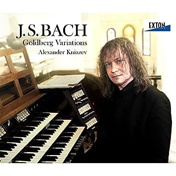 J.S.Bach: Goldberg Variations BWV 988