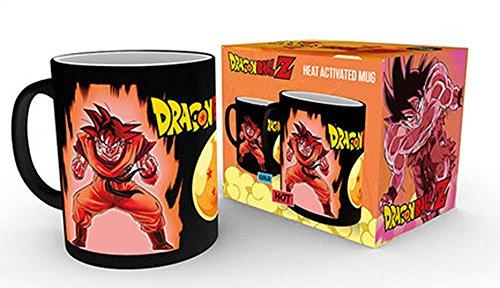 Taza con efecto térmico Dragonball Z - Super Saiyan