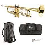 Legacy Intermediate Trumpet TR750 with Deluxe...