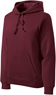 Pullover Hooded Sweatshirt Sizes XS-4XL
