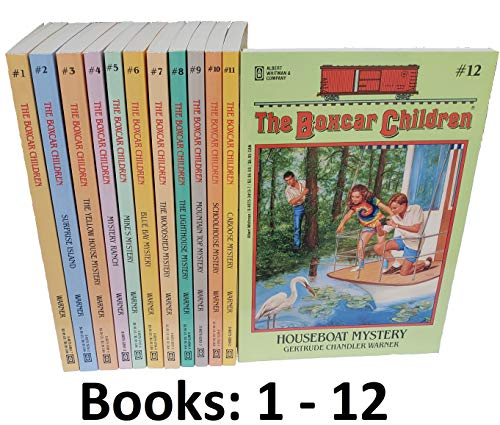 Compare Textbook Prices for Boxcar Children Books: Volume 1 - 12  12 Book Set  ISBN 9780964716858 by Gertrude Chandler Warner