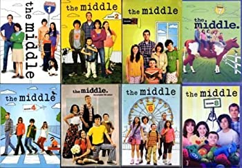 The Middle Complete Series Seasons 1-8  24 Disc DVD Set