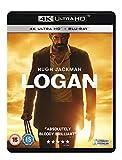 Logan [4K Ultra HD + Blu-ray] [2017] [DVD]