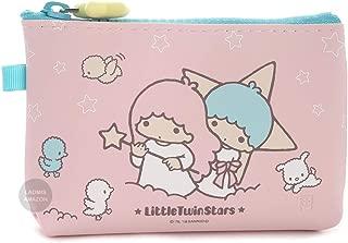 Sanrio Little Twin Stars Silicone Zipper Bag [ PG-29603 ]