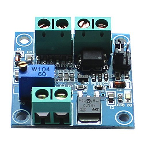 DollaTek PWM Drehspannungsmodul 0% -100% PWM drehen auf 0V-10V Spannung
