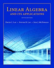 Best linear algebra and its applications 5th edition lay Reviews