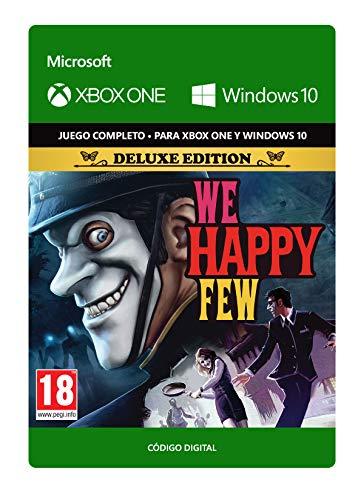 We Happy Few Deluxe Edition | Xbox One - Código de descarga