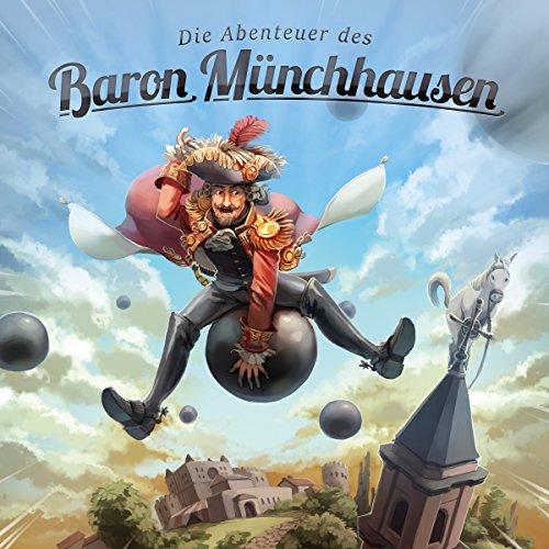 Die Abenteuer des Baron Münchhausen Titelbild