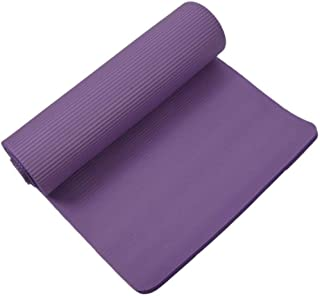GUOJIAYI Yoga mat 15 mm thick sports fitness Pilates fitness mat non-slip yoga mat 183cm*61cm