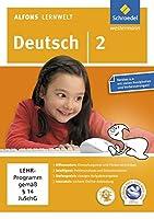 Alfons Lernwelt Lernsoftware Deutsch 2. DVD-ROM