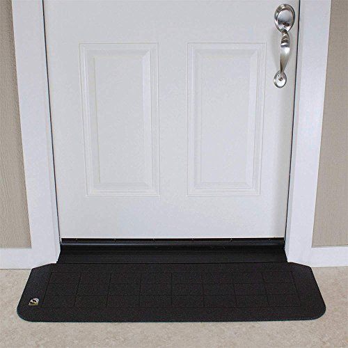 EZEdge Transition Threshold Ramp For a Door Sill, 7/8
