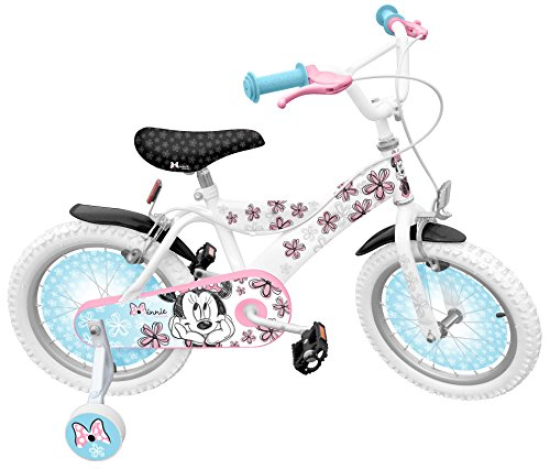 Stamp - C863926se - Vélo - Minnie Mash Up - 16 Pouces