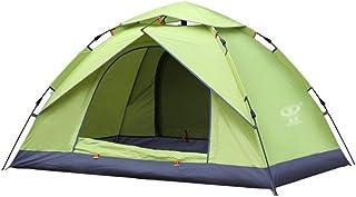 IDWOI-tält 2 personer robust tält automatisk Instant Pop Up Backpacking tält ultralätt vattentät för vandring camping reso...