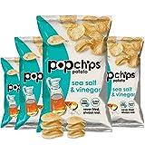 Popchips Potato Chips Sea Salt and Vinegar 5...