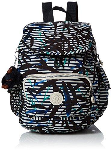 Kipling City Pack S, Sacs à Dos Femme,  Multicolore...