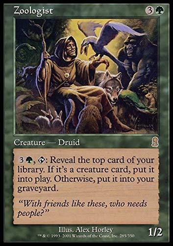 Magic The Gathering - Zoologist - Odyssey