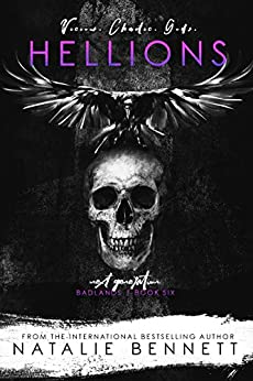 Hellions: Next Generation (Badlands Book 6) by [Natalie Bennett, Covers By Combs, Pinpoint Editing]