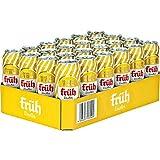 24 Dosen Früh Kölsch Radler a 0,5 Liter Biermixgetränk inc. 6,00€ EINWEG Pfand 2,5% Vol.